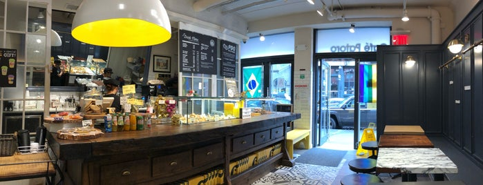 Cafe Patoro is one of Locais curtidos por Gennady.