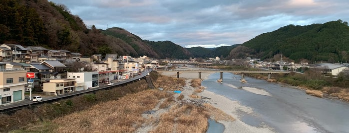 近鉄吉野線 吉野川橋梁 is one of Posti che sono piaciuti a 高井.