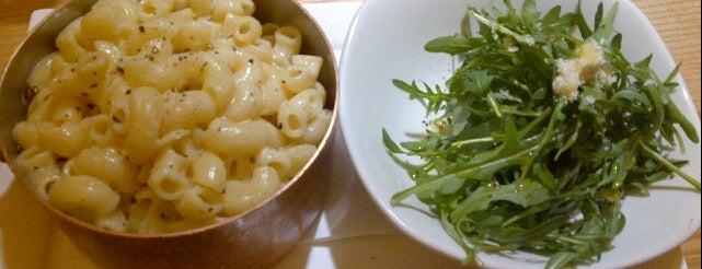 Kitchen Italia is one of London food.