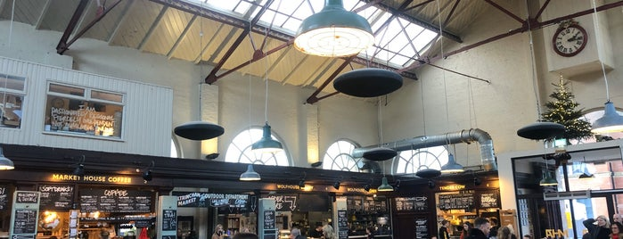 Altrincham Market & Market House is one of Manchester.