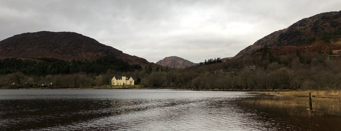 Loch Shiel is one of Part 1 - Attractions in Great Britain.