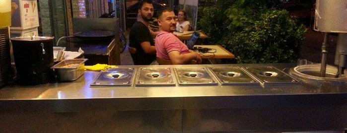 Özlem Pastanesi is one of rasot karaagac organik alabalık çiftliğinde.