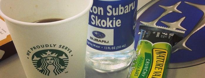 Evanston Subaru is one of Esraさんのお気に入りスポット.