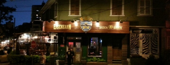 BierMarkt Vom Fass is one of Porto Alegre é demais!.