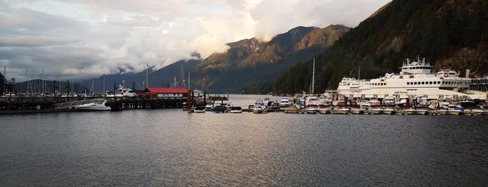 Horseshoe Bay Park is one of Vancouver.