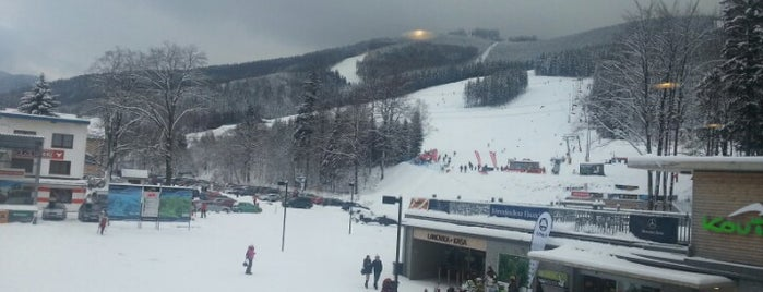Ski areál Kouty is one of Karolína : понравившиеся места.