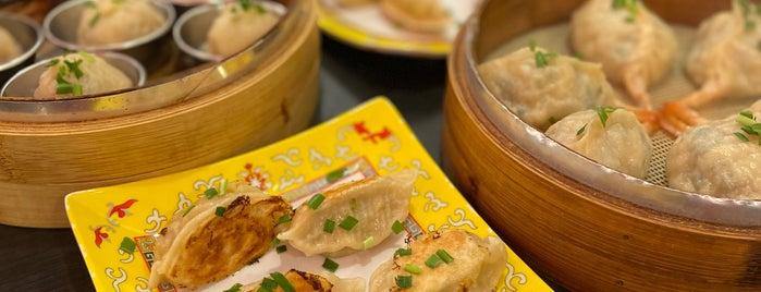 Gubock Dumplings is one of Korea and JP.