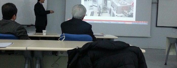 ODTU Fizik Akilli Sinif is one of Best Of Middle East Technical University.