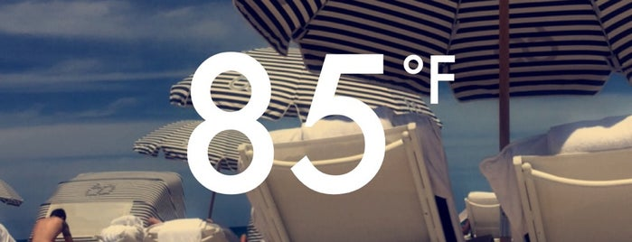 Miami Beach at Gale South Beach is one of สถานที่ที่ Leticia ถูกใจ.