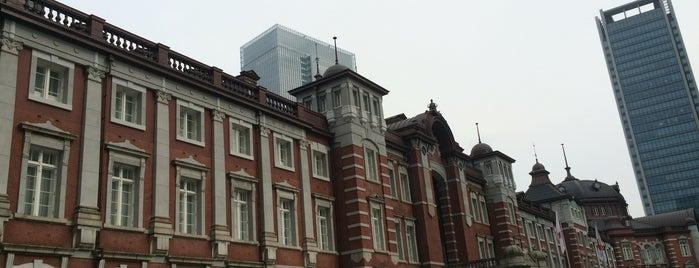 東京駅 is one of 建築マップ(日本)/ Architecture Map (Japan).