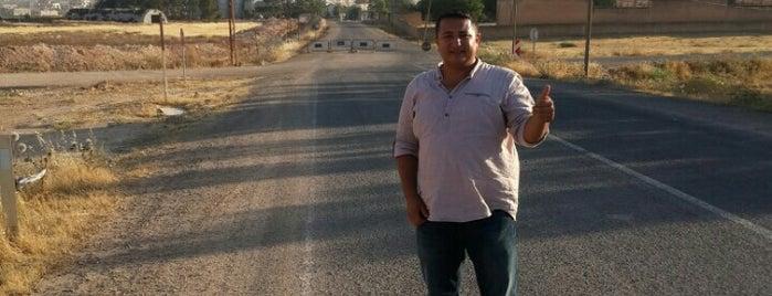 Kobane Sinir is one of Tempat yang Disukai ömer.