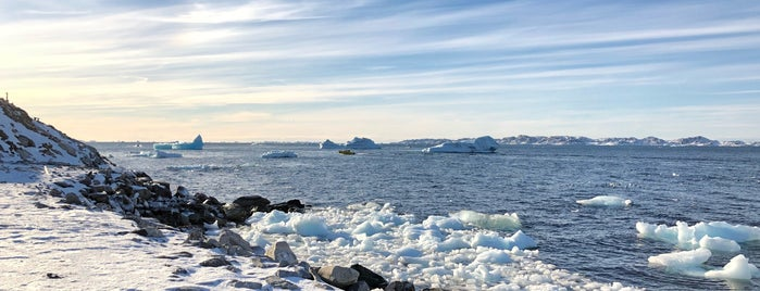 Nuuk is one of (Sort of) Capital cities of the World.