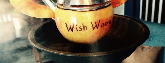 Wish Wood Bar & Smoke is one of สถานที่ที่ Карина ถูกใจ.