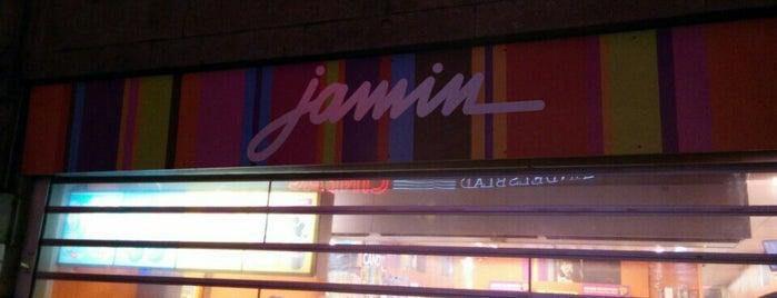Jamin is one of Lieux qui ont plu à Erin.