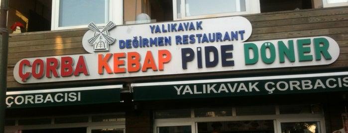 Yalıkavak Çorbacısı is one of สถานที่ที่ Mert ถูกใจ.