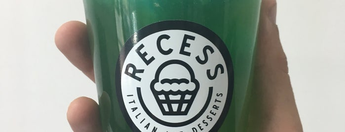Recess Italian Ice & Desserts is one of Las Vegas.