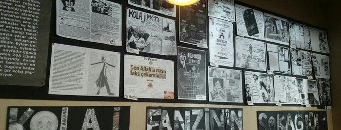 26A Sahaf is one of Kitap Café'ler.