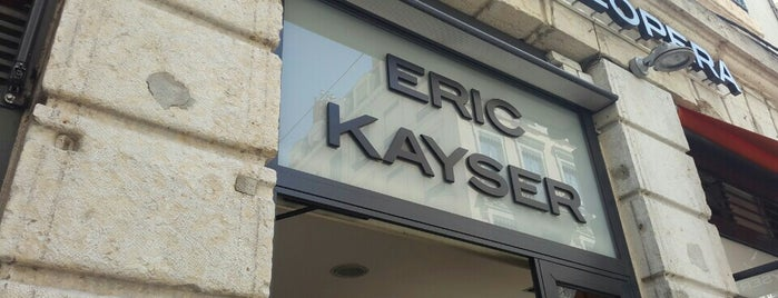 Eric Kayser is one of Lieux qui ont plu à Thomas.