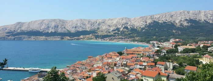 Baška is one of Favourites.