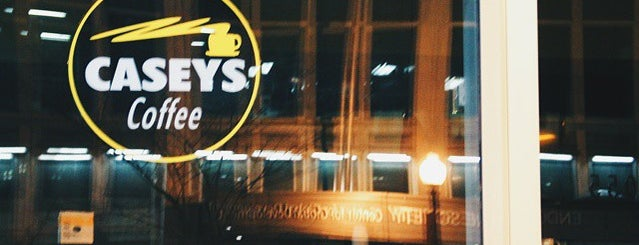 Casey's Coffee is one of Independent Coffee in Washington, DC.