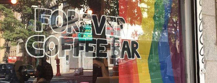 Forever Coffee Bar is one of Pavelさんのお気に入りスポット.