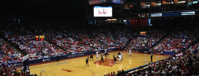 UD Arena is one of Sporting Venues....