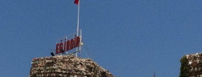Eğirdir Kalesi is one of ✖ Türkiye - Isparta.