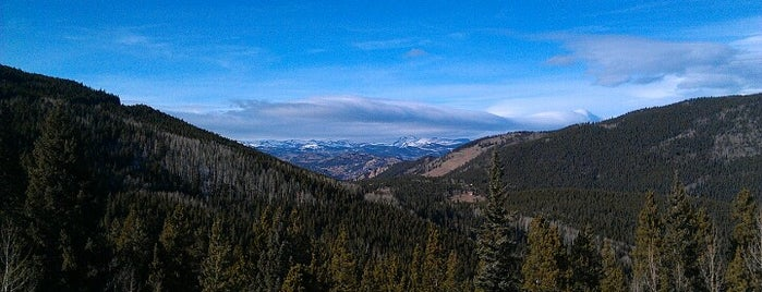 Echo Mountain Ski Area is one of Colorado Ski Areas.