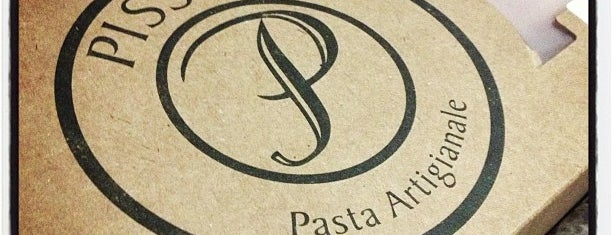 Pissani Pasta Artigianale is one of Locais curtidos por Andressa.