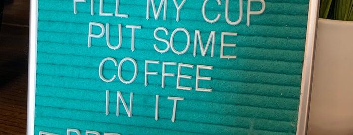 Rosalind Coffee Company is one of Coffee coffee coffee.