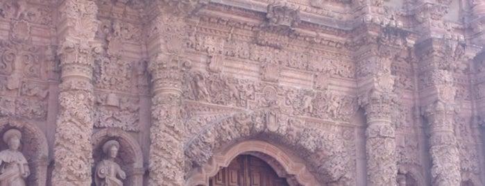 Centro Histórico is one of Ana : понравившиеся места.