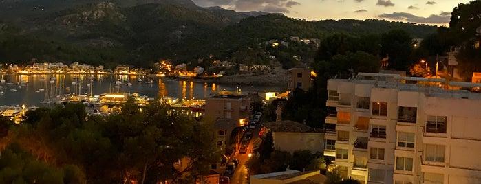 Neni Restaurant is one of Mallorca.