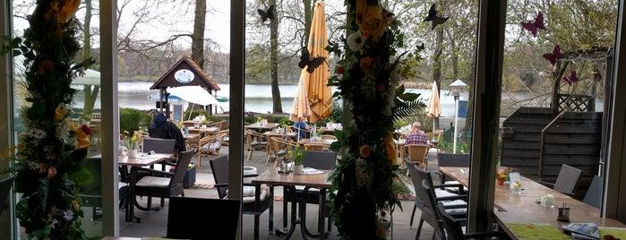 Café am See is one of Tempat yang Disukai Kajo.
