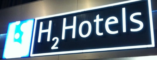 H2 Hotel Berlin Alexanderplatz is one of Orte, die Pablo gefallen.