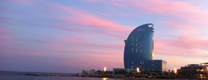 Praia de São Miguel is one of Barcelona's Best Entertainment - 2013.