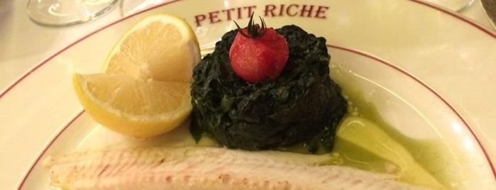 Au Petit Riche is one of Orte, die Priscilla gefallen.