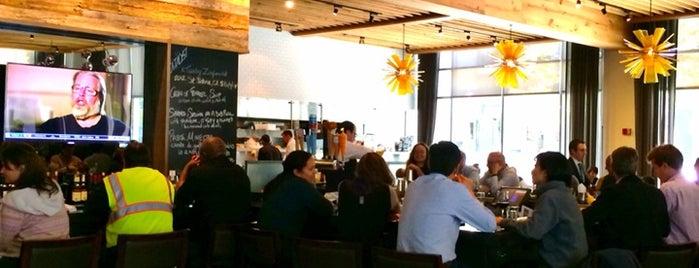 Catalyst Restaurant is one of Lugares favoritos de Priscilla.