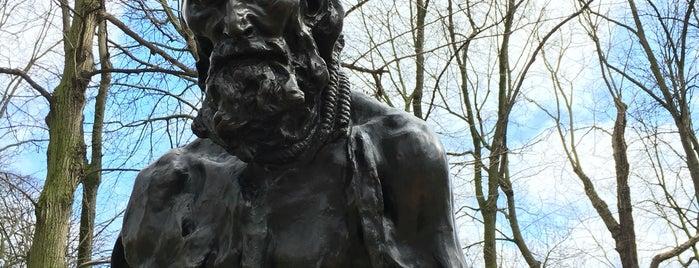 Musée Rodin is one of Lugares favoritos de Priscilla.