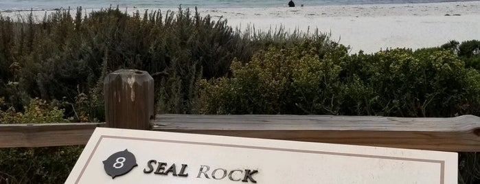 Seal Rock Picnic Area is one of CBS Sunday Morning.
