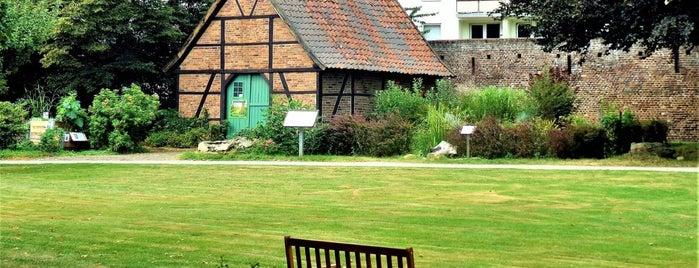Stadtpark Dinslaken is one of Ingress.