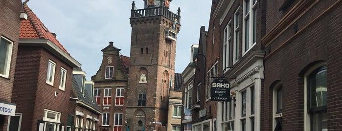 Waterlandsmuseum de Speeltoren is one of Museumkaart: Noord Holland.