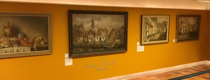 Anton Pieck Museum is one of Museums that accept museum card.