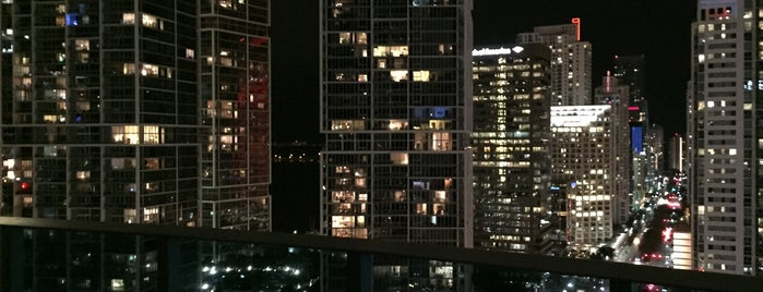 Brickell on the River is one of Locais curtidos por Camilo.