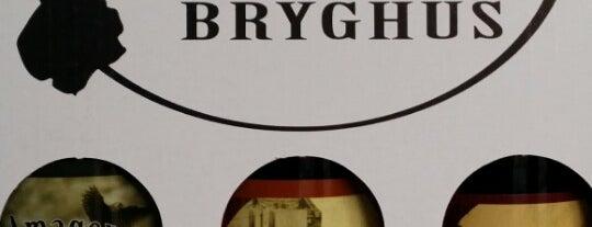 Amager Bryghus is one of Beer / Ratebeer's Top 100 Brewers [2017].