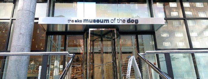 American Kennel Club Museum of the Dog is one of NY 2019.