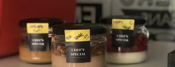 Chefs & Jars is one of Angara Değişik İşler.