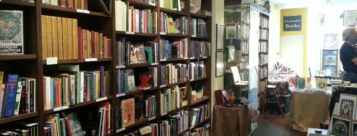 Treadwells is one of Bookstores London.