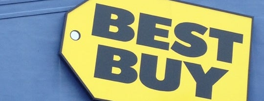 Best Buy is one of Lieux qui ont plu à David.