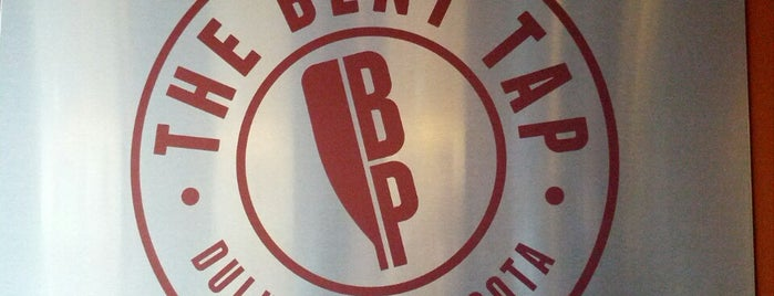 Bent Paddle Brewing is one of Tap Rooms / Breweries in the Greater MN Area.