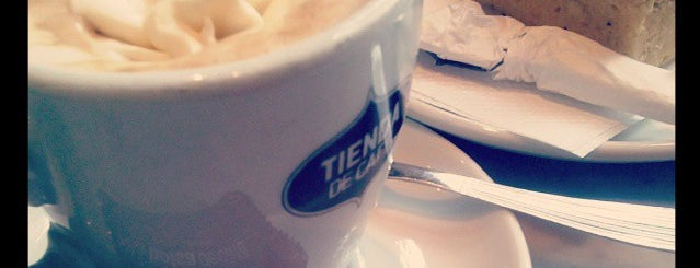 Tienda de Café is one of สถานที่ที่ Sebus ถูกใจ.